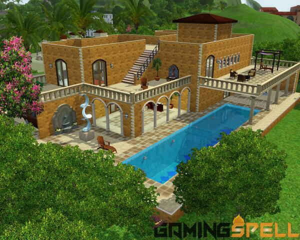 Isla-Paradiso-The-Sims-3