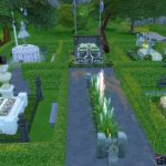 The Sims 2 Graveyard