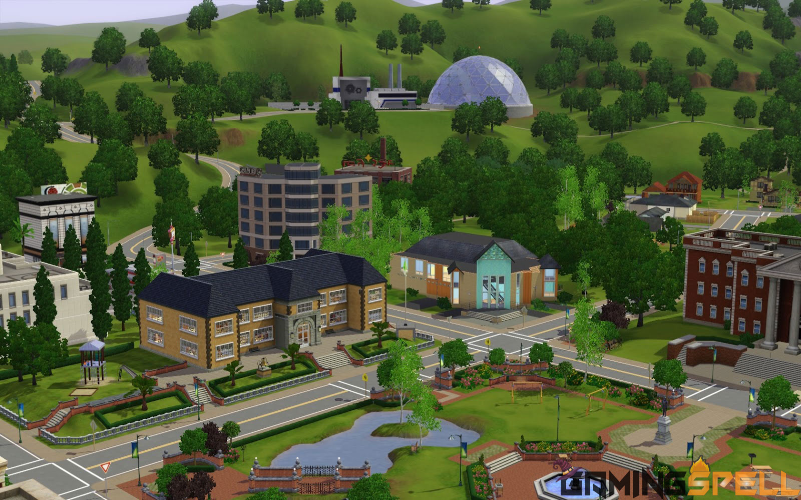 Sunset-Valley-Sims-3