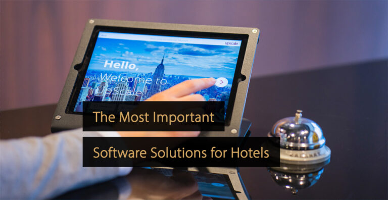 Hotel Software Is Highly Useful for Hotel Management