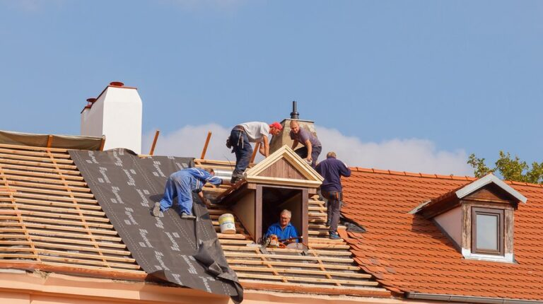 Roof Repair - Why Repair Your Roof After a Long Winter?